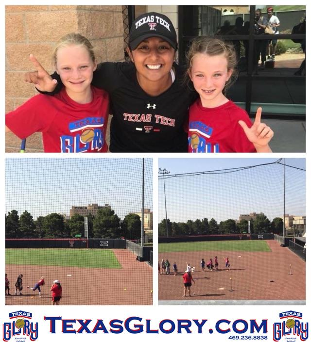 Review image from Anna And Megan,Glory 2027, At Texas Tech Camp