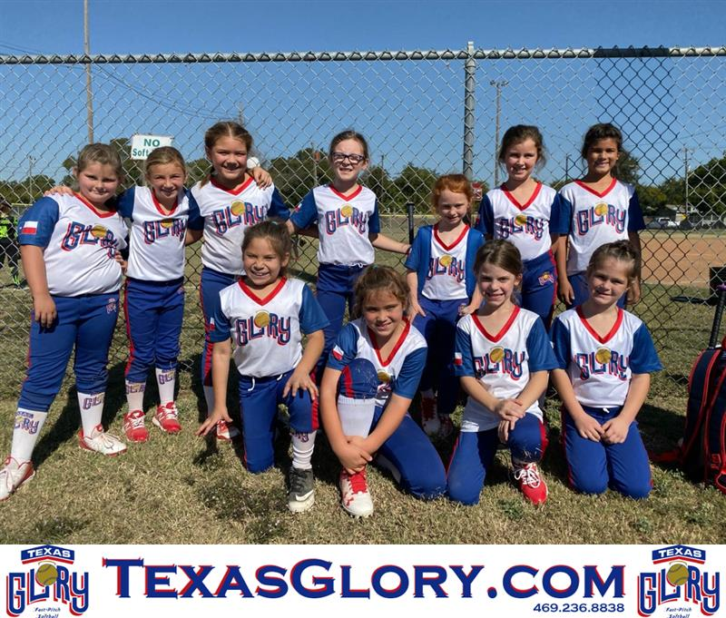 Review image from Texas Glory 8u 3rd Place Finish