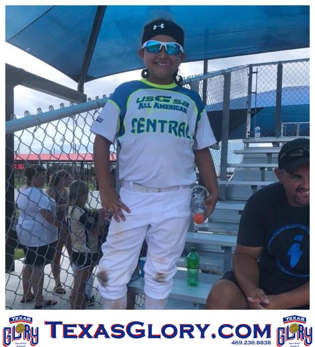 Review image from Texas Glory 2027, Ryann Harris At USSSA All American Games