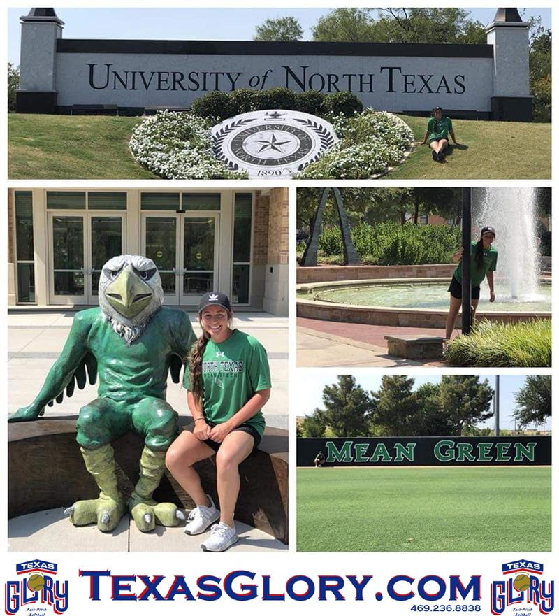 Review image from 2019 Candain Callahan Verbal To UNT