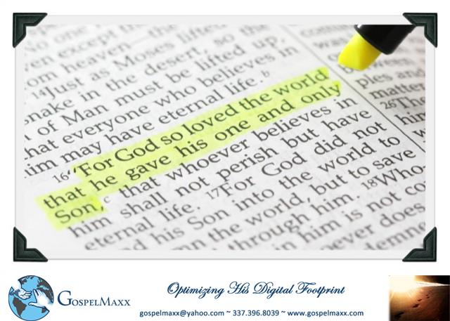 Review image from The Greatest Verse To Share The Real Gospel!
