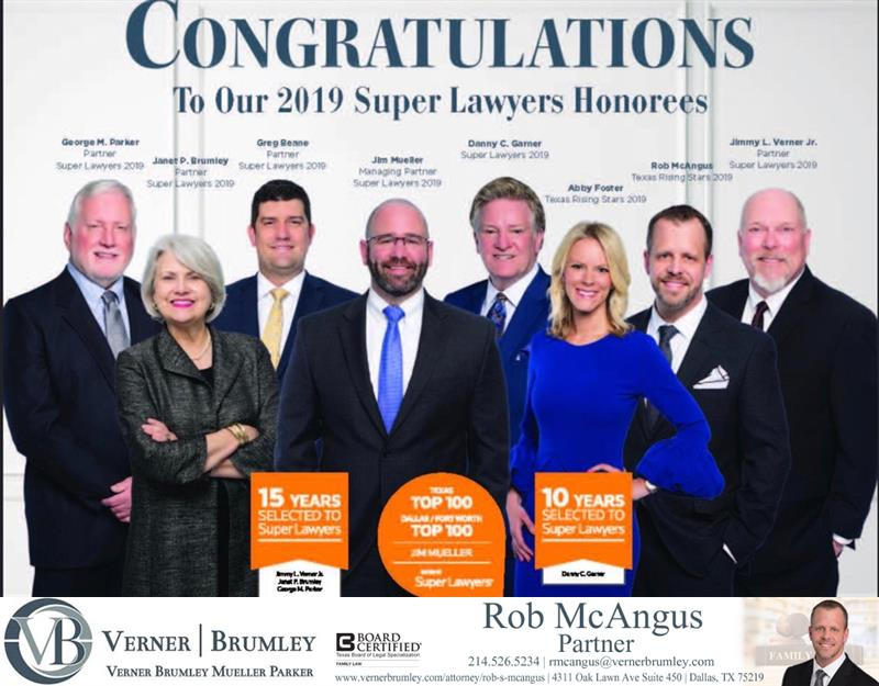 Review image from Super Lawyers Honorees 2019