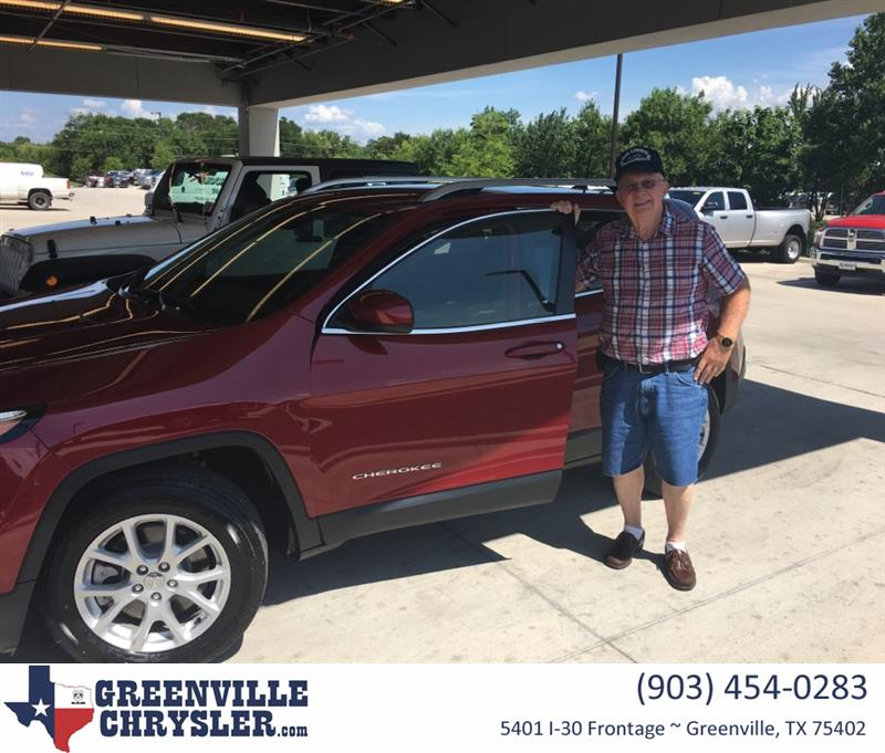 ronald page review greenville from texas haakenson dodge chrysler ram dealer used customer reviews cars image jeep
