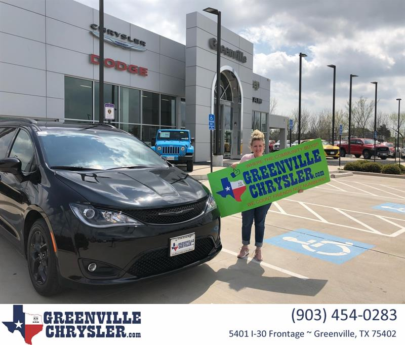 customer ram reviews jasmin from jeep greenville review chrysler cars beacham dealer page dodge testimonials used image texas
