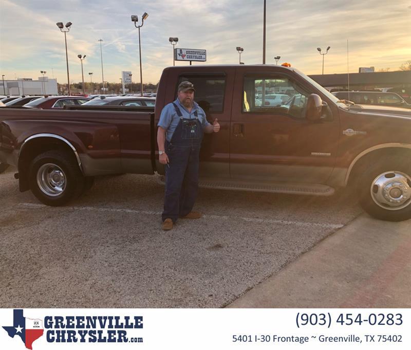 used dodge chrysler truck car texas reviews testimonials customer cars greenville page dealer ram jeep