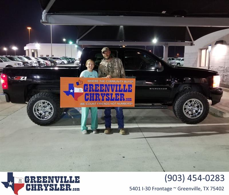cars customer dodge white jeep ram review used page ward from texas image greenville reviews chrysler dealer