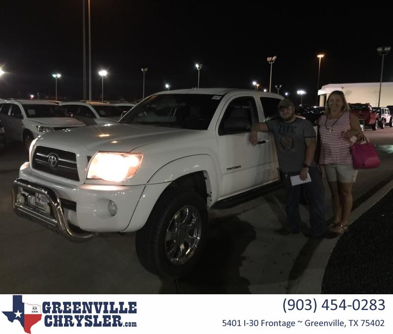 page dealer cars reviews used jeep customer review kevin from texas chrysler and dodge greenville christy image ram