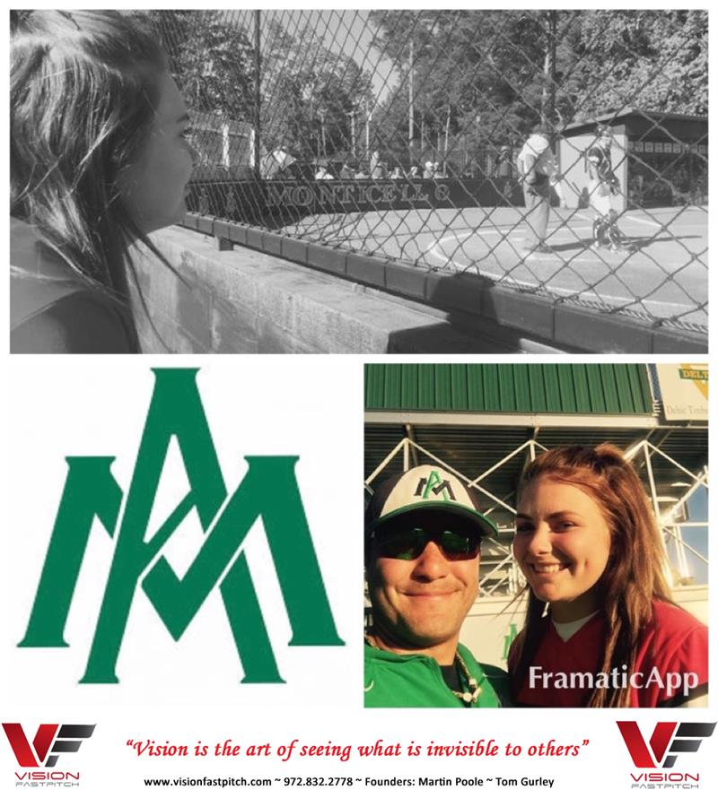 Review image from Haylee Wilson Verbally Commits To University Of Arkansas At Monticello