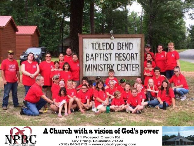 Review image from Childrens Camp At Toledo Bend Resort Ministry Center