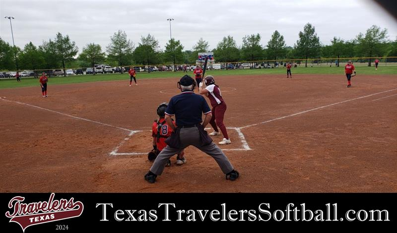 Review image from Khaylani Bailey #18 Texas Travelers 2024 Khaylani Bailey