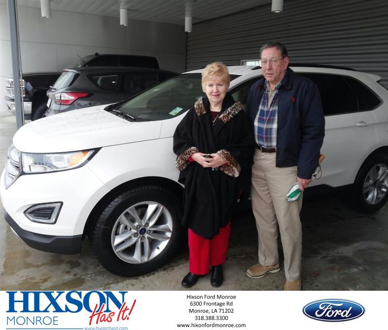 Hixson Ford Monroe >> Ford Monroe Customer Reviews Dealer Testimonials Page 4