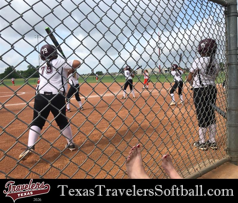 Review image from Jenna Helfrich Becomes A Strong Hitter For Texas Travelers 2026