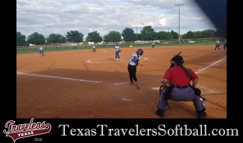 Review image from Texas Travelers 2026 Kylie Addison SS/P helps her team finish 9th in State.