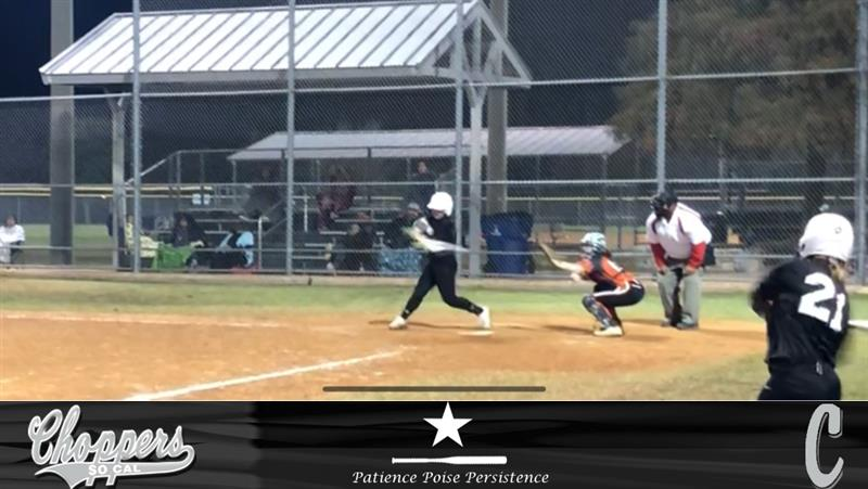 Review image from Abigail Renteria Drive Ball To The Gap