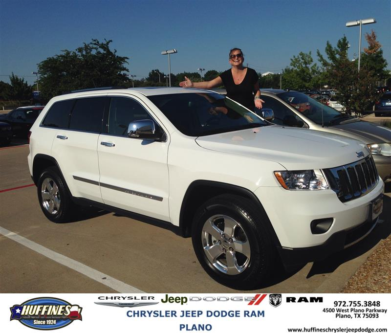 Review Image From Laura Rose. Another 5 Star Rating 5 Huffines Chrysler  Jeep Dodge ...