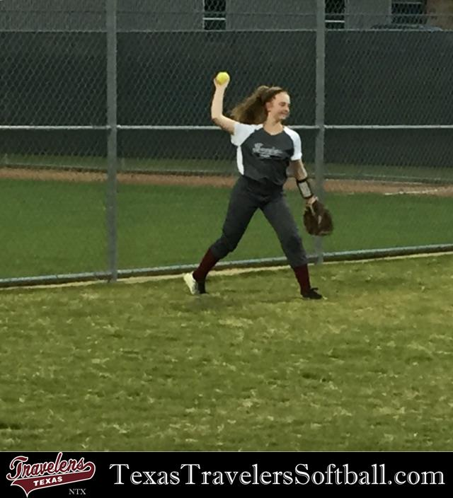 Review image from Sadie Jones Warmup NTX vs Force