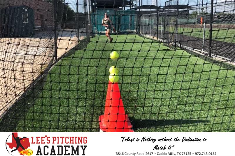 Review image from Schaefer Takes Her Pitching To The Next Level