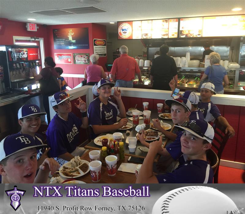 Review image from NTX Titans White 14U