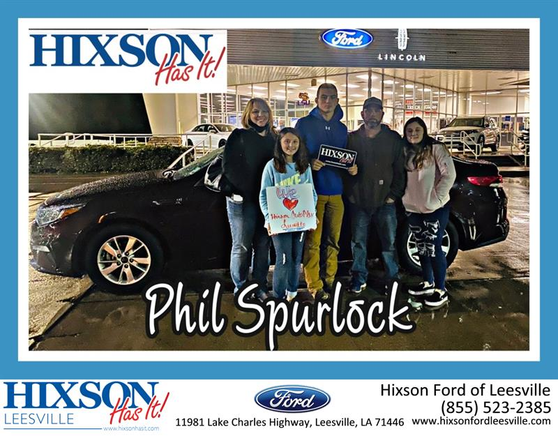 Review image from Phillip  Spurlock Ii