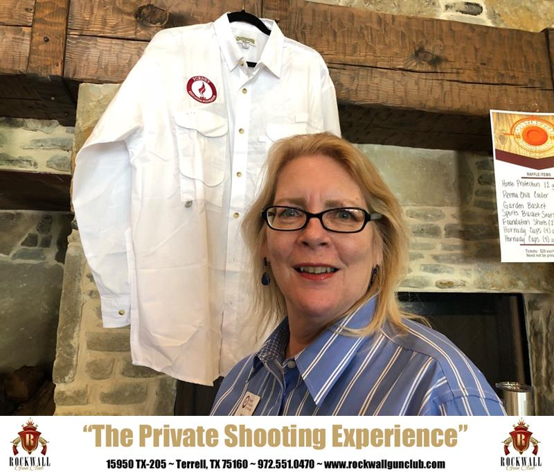 Review image from Billie Kasper Enjoys A Day At Rockwall Gun Club