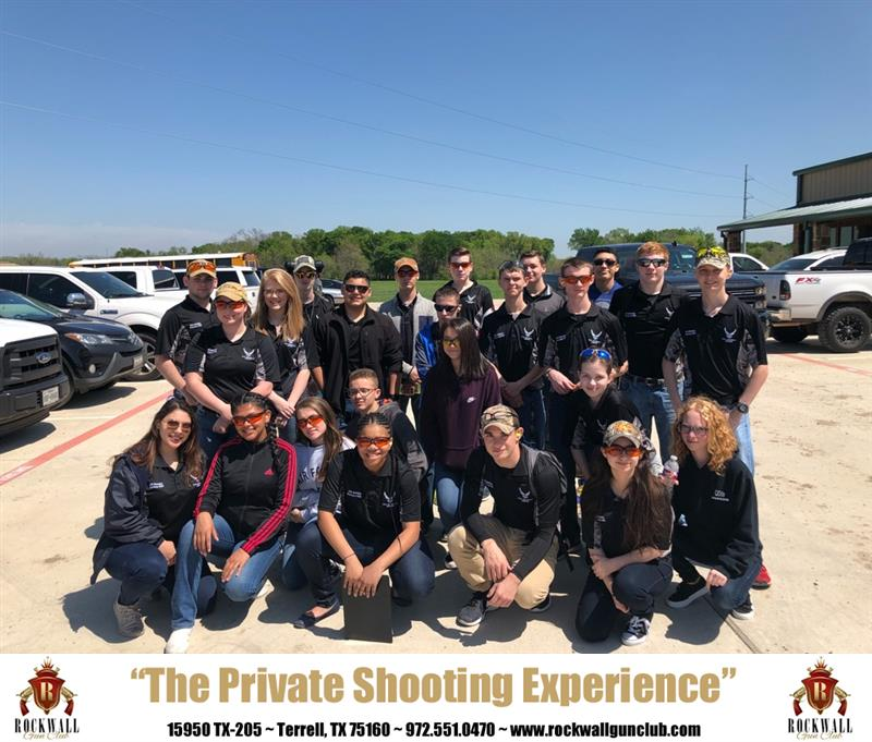 Review image from Forney ROTC At Rockwall Gun Club