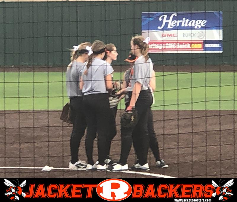Review image from Lady Jackets Softball Take The Field