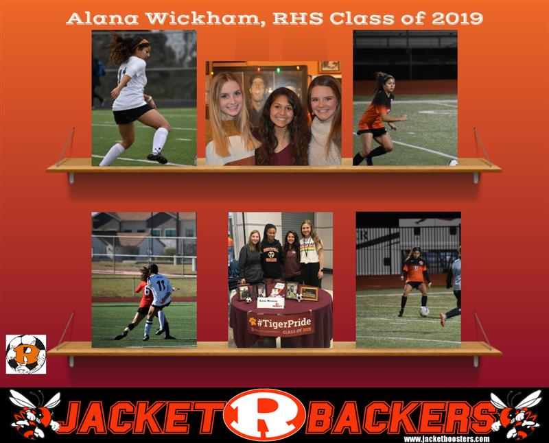 Review image from Alana Wickham Commits To Trinity University