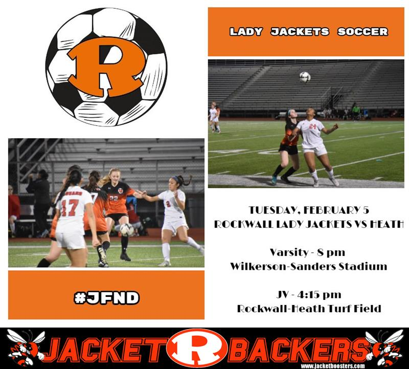 Review image from RHS LADY JACKET SOCCER VS HEATH