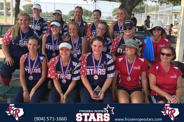 Review image from 16u Stars Take 3rd In Their Bracket At USSSA Nationals