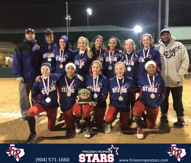 Review image from Frozen Ropes Stars 14u Wood Takes 2nd