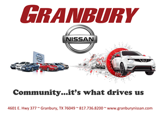 I Had A Good Experience Here At Granbury Nissan. Thomas Barker Was Very  Helpful And Informative And Made Me Feel Confident About About Purchase.