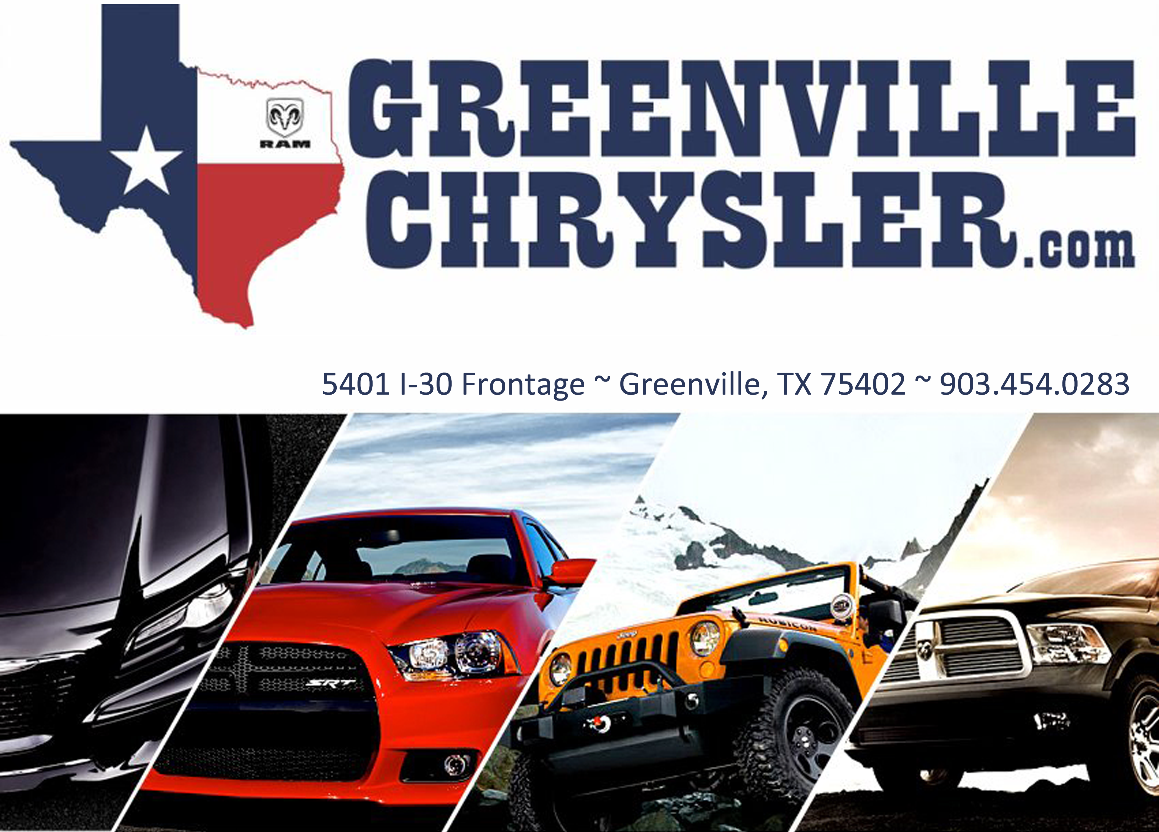 Greenville texas chrysler jeep dodge dealer reviews page 1 for Southern motors springfield chrysler dodge jeep