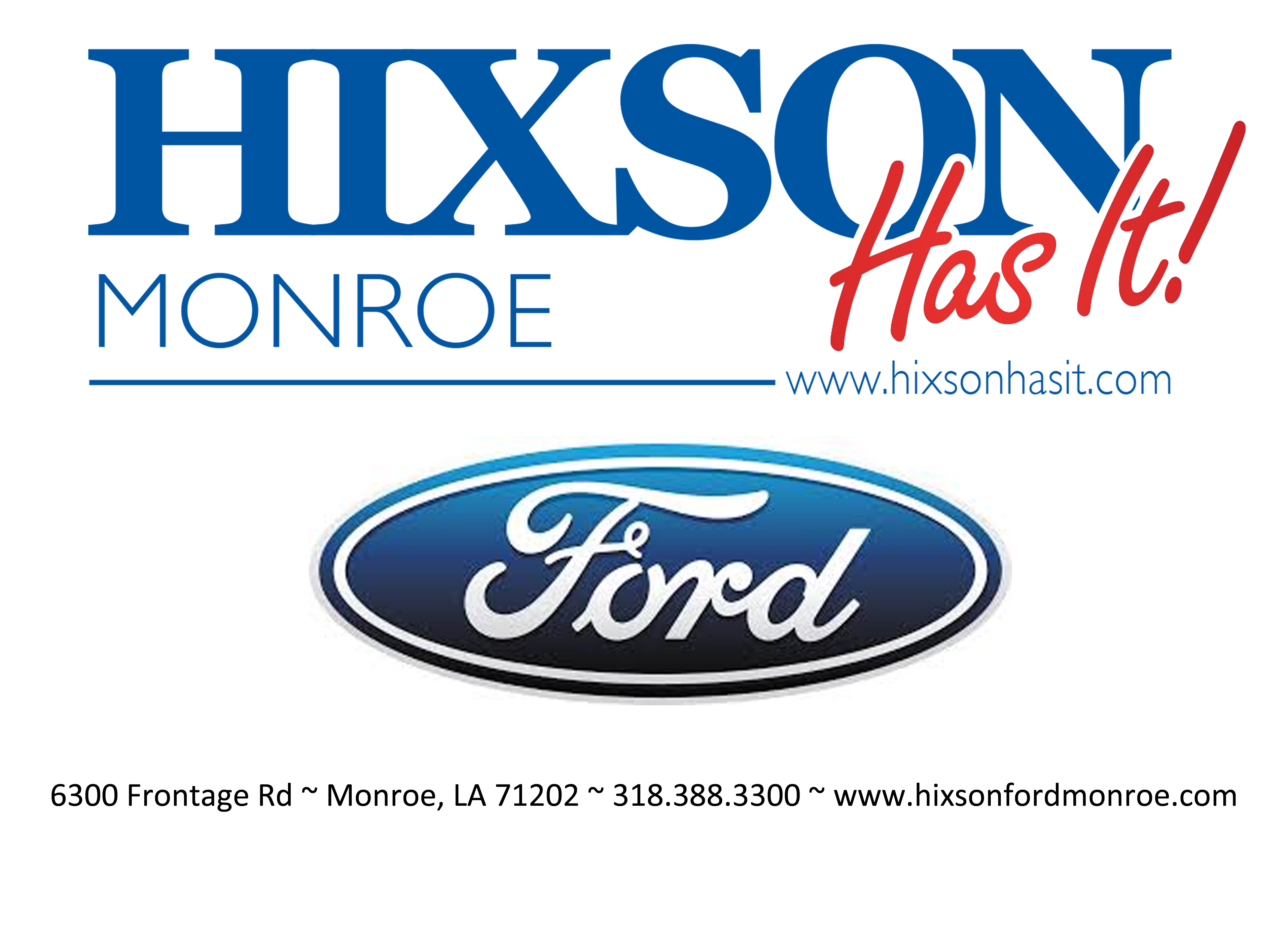 Hixson Ford Monroe >> Ford Monroe Customer Reviews Dealer Testimonials Page 26