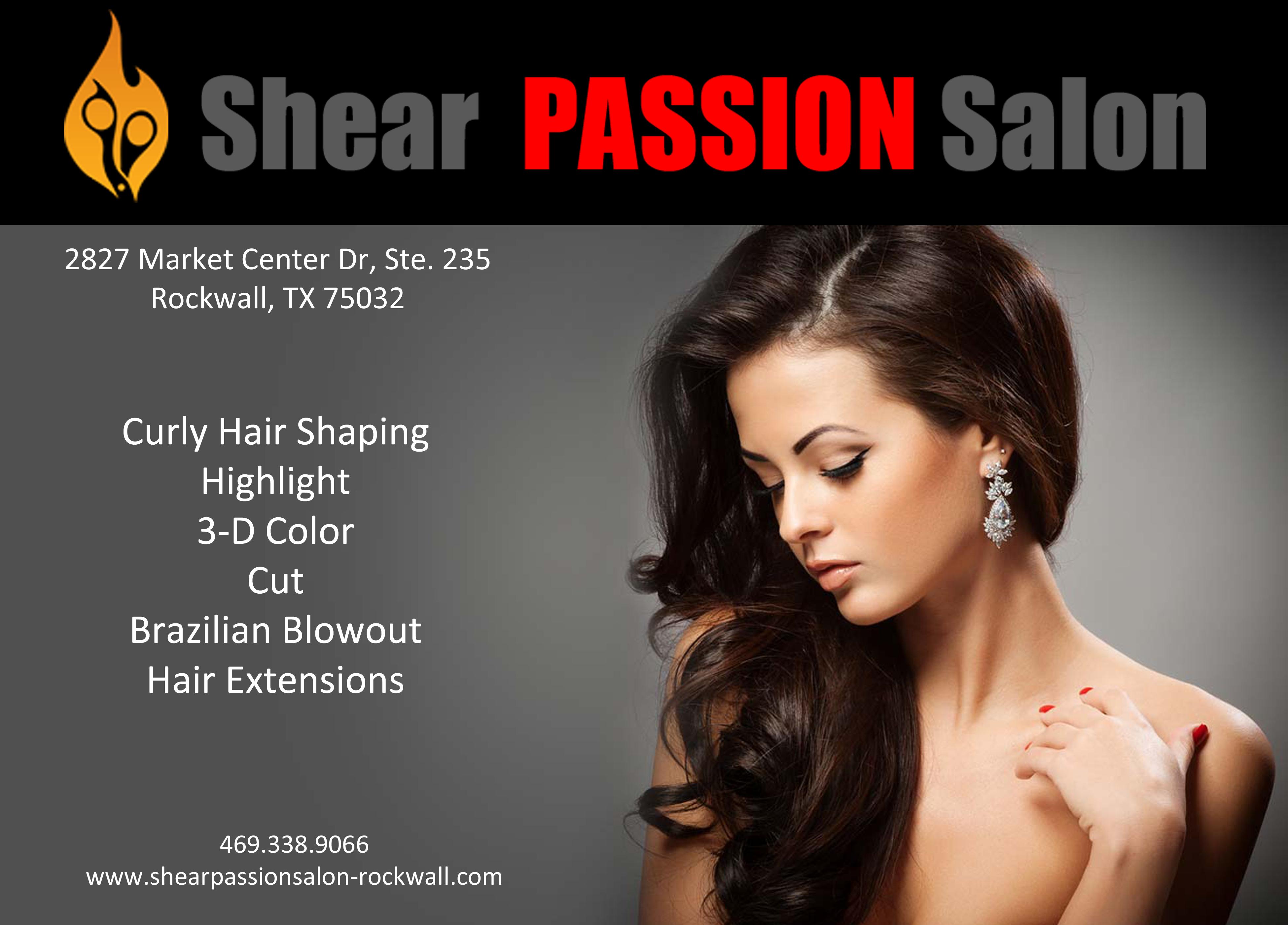 Shear Passion Salon Hair Stylist Reviews Page 1