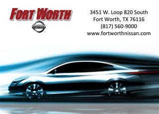 Nissan Fort Worth >> Fort Worth Nissan New Used Nissan Dealer Near Arlington Tx