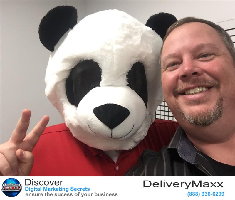 Review image from DeliveryMaxx Visits The Panda At Fenton Nissan of Rockwall