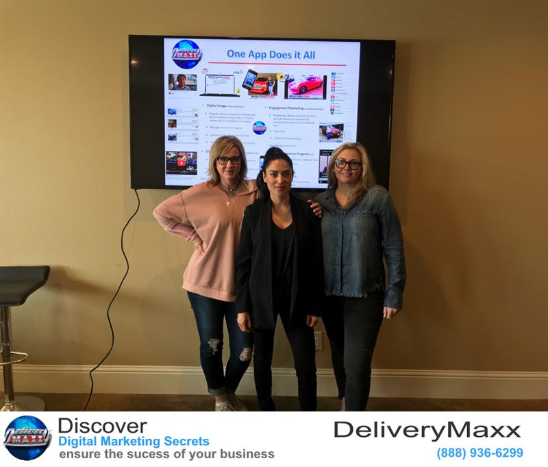 Review image from DeliveryMaxx Training