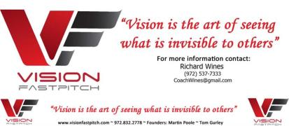 Vision Fastpitch