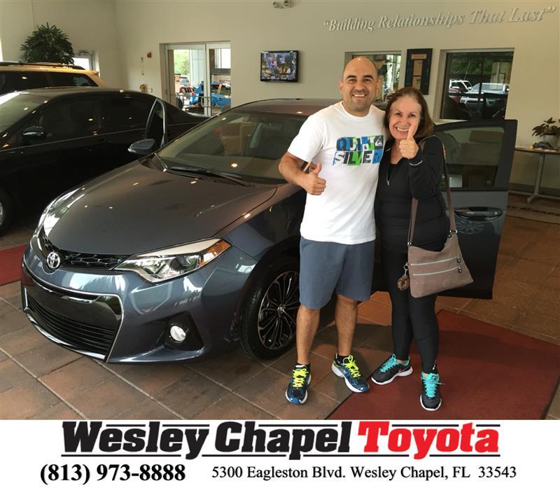 Wesley Chapel Toyota Customer Reviews Testimonials