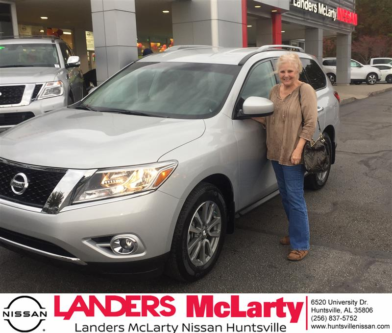 Landers Mclarty Nissan >> Landers Mclarty Nissan Customer Reviews Page 58 Review From Angela