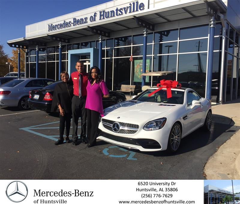 Review Image From Dr. Ella Davis Timple. Another 5 Star Rating 5 Mercedes  Benz Of Huntsville