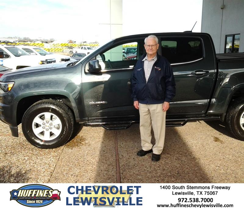 Huffines Chevrolet Lewisville Customer Review Testimonial